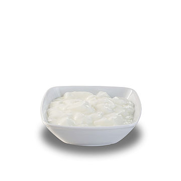 Product benefits of skim milk yoghurt