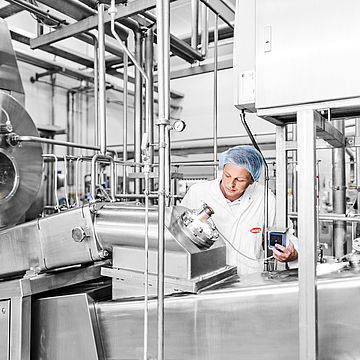 Contract manufacturing of premium German butter