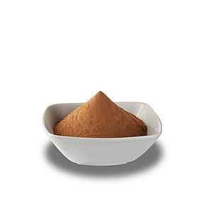 Contract drying of soy sauce powder