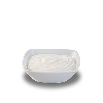 Product benefits of heavy sour cream