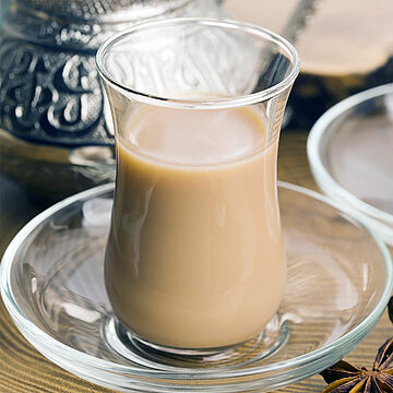 Use of sweetened condensed milk mixed with vegetable oil